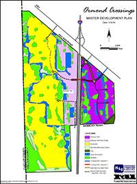 Ormond Crossings Master Development Plan